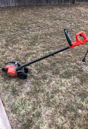 Edger (Black & Decker) for Sale in Wichita, KS