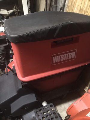 Western Salt Spreader for Sale in Totowa, NJ