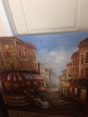 Oil painting for Sale in Crafton, PA