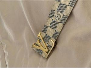 Louis Vuitton Unisex Belt for Sale in Montebello, CA