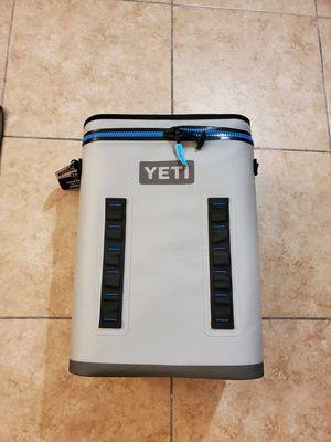 YETI Backflip Cooler BRAND NEW for Sale in St. Petersburg, FL