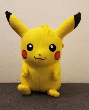 "10"" Pokémon Pikachu Plush for Sale in Falls Church, VA"