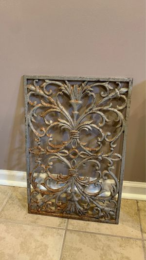 Wrought Iron Art for Sale in Hagerstown, MD