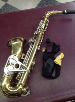 alto saxophone King 613 jazz school band instrument sax for Sale in Columbus, OH