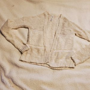 Girls Beige Knitted Cardigan for Sale in American Fork, UT