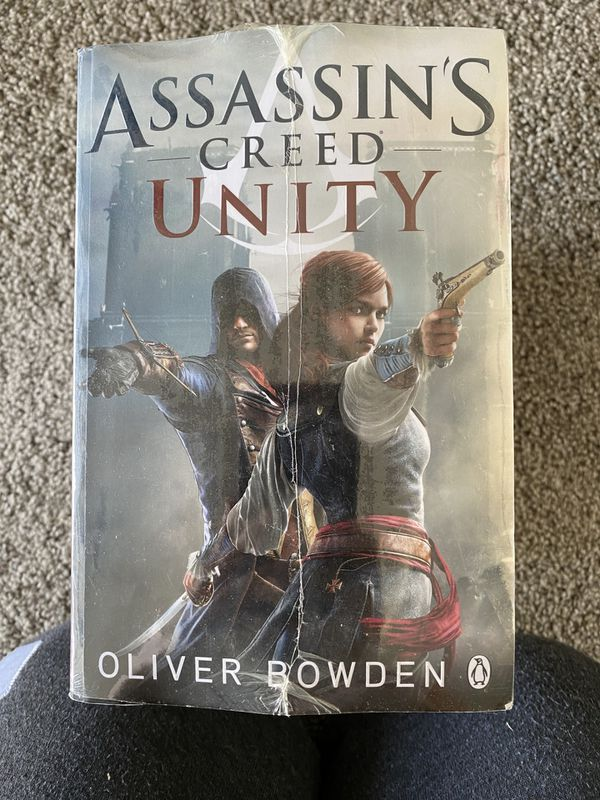 New assassin's creed book collection 7 piece