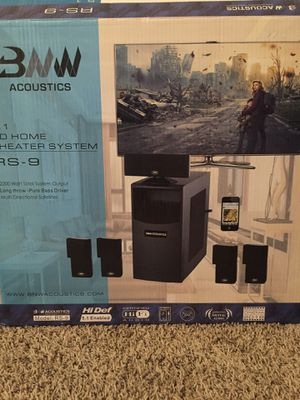BMW ACOUSTIC Surround Sound Speaker for Sale in Alexandria, VA