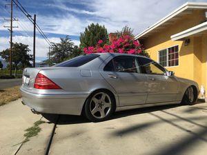Mercedes s 430 BRABUS for Sale in Anaheim, CA