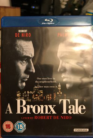 Blu ray bronx tale for Sale in San Diego, CA