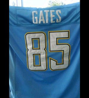 Chargers Powder Blue Football NFL Jersey for Sale in San Diego, CA