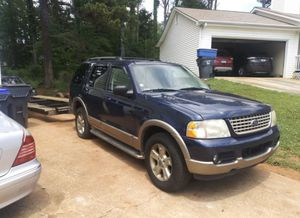 2003 Ford Explorer 3 Row Seat 190K Miles for Sale in Loganville, GA