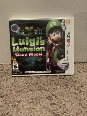 Luigi's Mansion 3DS for Sale in Austin, TX