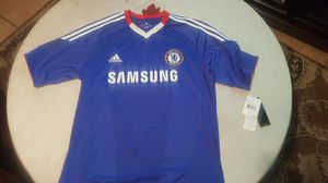 Adidas Chelsea home Jersey size L for Sale in El Mirage, AZ