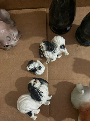 Dog and cat knickknacks for Sale in Cleveland, OH