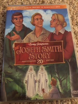 Joseph Smith Story Cartoon DVD for Sale in Raleigh, NC
