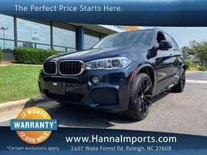 2018 BMW X5 for Sale in Raleigh, NC