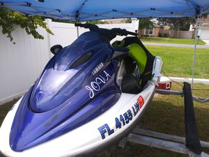 Yamaha xlt 3 person for Sale in Kissimmee, FL