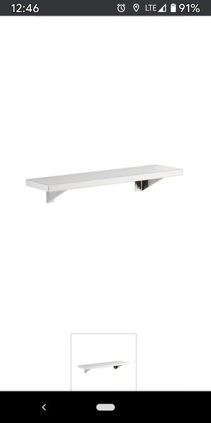 Stainless steel shelf new for Sale in Livermore, CA