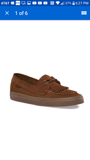 Vans Doc Siders Loafers Shoes, woman's 8 for Sale in Dallas, TX