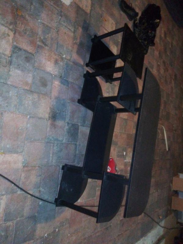 Small TV stand Shelf