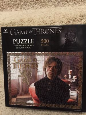 Game of Thrones puzzle for Sale in Roseville, MN