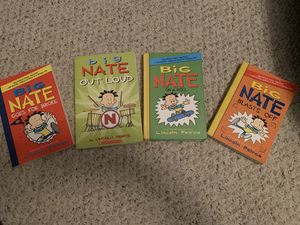 4 Big Nate books for Sale in Villa Park, IL