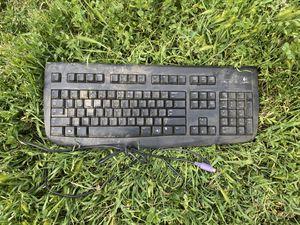 Keyboard Computer Desktop for Sale in Fresno, CA