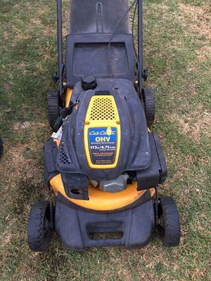 "Cub Cadet CC550SP (19"") 173cc Self-Propelled Lawn Mower Asking 60 for Sale in Santa Ana, CA"