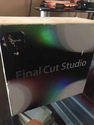 Apple Final Cut Pro 9 for Sale in Culver City, CA