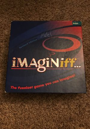Imagine If Game for Sale in Raleigh, NC