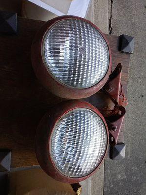 2 tractor lights for Sale in Jonesville, MI