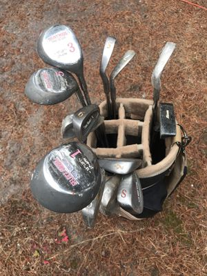 Golf Clubs and bag for Sale in Bend, OR