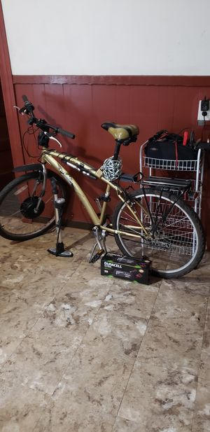 Electric bicycle for Sale in Worcester, MA