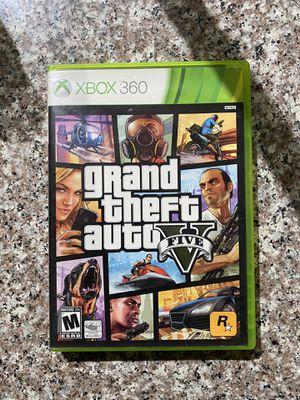 Grand Theft Auto V (Xbox 360) for Sale in Las Vegas, NV