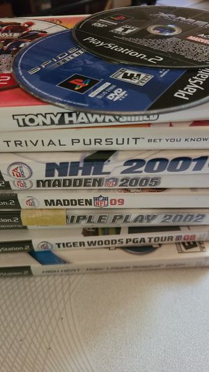 Ps2 and wii games for Sale in Homestead, FL
