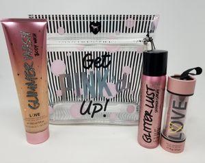 Victorias Secret Get Pink'd Up Gift Set for Sale in New Braunfels, TX