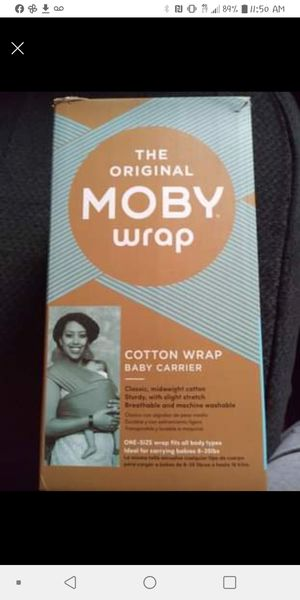 Moby wrap for Sale in Lititz, PA