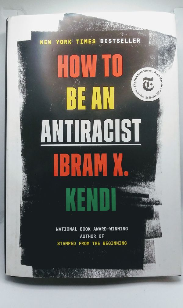 How to Be an Antiracist by Ibram X. Kendi ✊🏽✊🏿✊🏻✊🏾✊🏼 🕊Excellent Condition!- Like New!