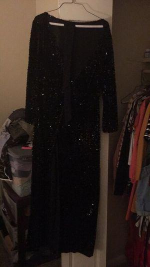 Long black dress for Sale in Nashville, TN