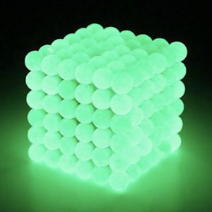 GLOW IN THE DARK MAGNETS - Stress relief - rare cool gifts - magnet toys for Sale in Fairfax, VA