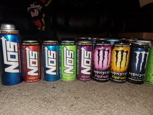 Energy Drinks for Sale in Long Beach, CA
