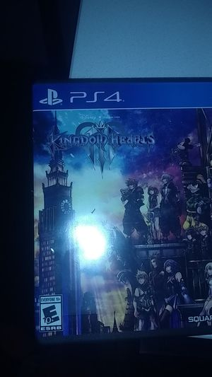 Ps4 kingdomhearts 3 for Sale in Arlington, WA