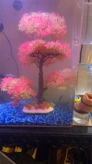 Fish tank decorations for Sale in Fontana, CA