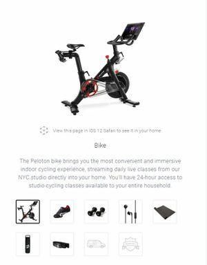 New Peloton Bike Family Package for Sale in Nolensville, TN