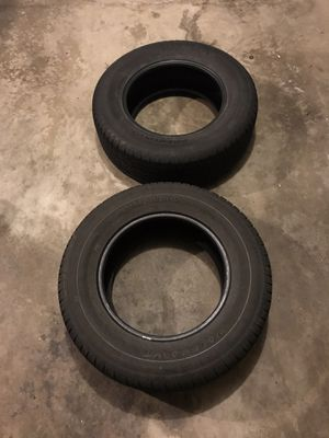 265 65 17 Primewell Valera HT Truck Tires (Set of Two) for Sale in Vienna, VA