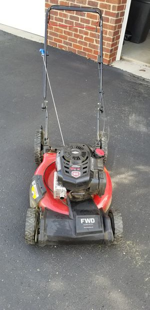 Craftsman FWD Self Propelled Lawn Mower - 1 year old for Sale in Pittsburgh, PA