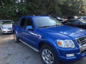 2010 Ford Explorer Sport Trac for Sale in Edmonds, WA