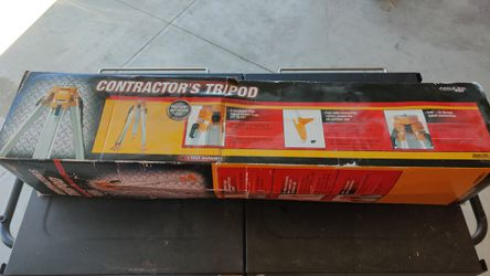 Contractor tripod for Sale in Caldwell,  ID