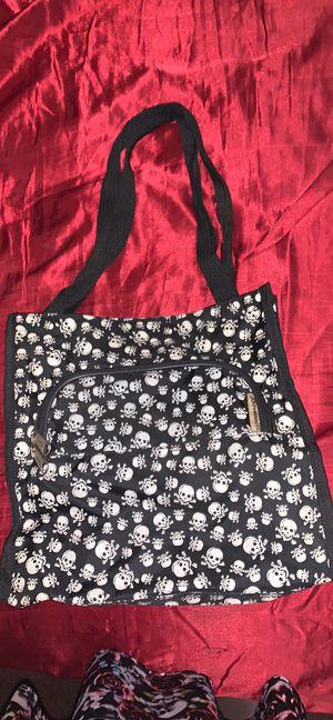 Bovano USA Skull Tote Bag for Sale in Lock Haven, PA