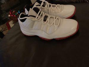 Jordan 11 low cherry bottom size 13 for Sale in Rochester Hills, MI